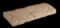 Mauerabdeckplatte - Zaunsystem Vrsatec
