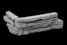 Povazan grey - Eckstück