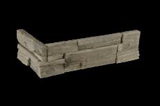 Wood oak - Eckstück