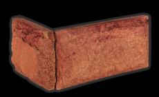 Sandstone 4 brick - Eckstück